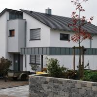 Einfamilienwohnhaus Frontseite
